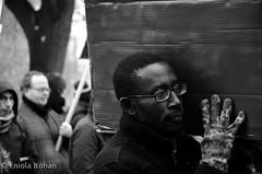 Demo Stop war on Migrants (Eniola Itohan) Tags: berlin germany spain demonstration spanien ceuta 2015 migrants migrantes frontex