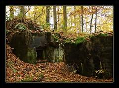 Zeugen finsterer Zeit (norbert2.0) Tags: war krieg bunker gelnhausen wmts regelbau