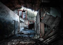 (DgCruzz) Tags: street trash dark nikon industrial loneliness darkness destruction fear terror heavy destroy oscuridad destruccion d3200
