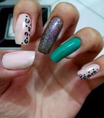 For this week (Android-a) Tags: glitter polish nailpolish nailart oncinha unhaoncinha nailacqua