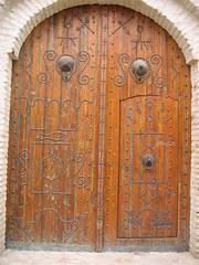 The Doors of the Tozeur Medina