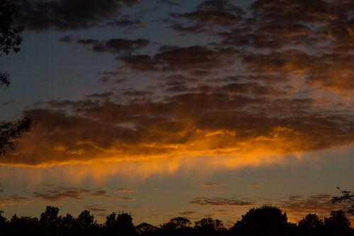 A Johannesburg sunrise