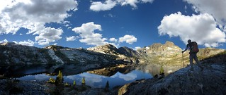 Garnet Lake Morning - John Muir Trail