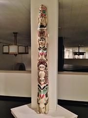 Totem Pole (ArtFan70) Tags: sculpture usa art america lawrence midwest university unitedstates ks totem relief ku watson kansas totempole spencer artmuseum universityofkansas oread lukewatson spencermuseumofart