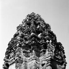 (mathias shoots analogue) Tags: 120 6x6 analog cambodia sweden 15 150 sverige analogue rodinal angkor kiev88 siamreap ilfordfp4 homedevelopment volna2880