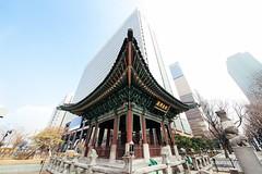 Seoul: Gwanghwamun Square (Seoul Korea) Tags: city travel tourism asian photo asia capital korea korean photograph seoul southkorea gwanghwamun   kpop  republicofkorea  canoneos6d flickrseoul gwanghwamunplaza gwanghwamunsquare sigma1224mmf4556dghsmii