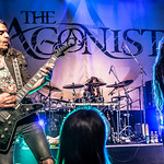 05.03.2015 - The Agonist, Ferium, Selfmachine, Remember This Day