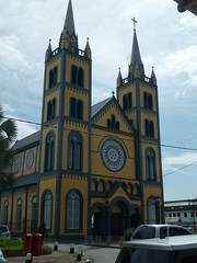 Saint Peter & Paul Cathedral Paramaribo