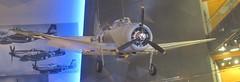 The World War II Museum, New Orleans (kitmasterbloke) Tags: neworleans b17 ww2 mitchell mustang flyingfortress worldwar avenger militaryaircraft devastator