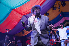 George Clinton @ Mostly Jazz Festival 6 (preynolds) Tags: musician music hat festival glasses concert birmingham raw dof singing stage gig livemusic noflash suit singer funk moseley frontman mark2 stagelights moseleyprivatepark tamron2470mm canon5dmarkii counteractmagazine mostlyjazz2016