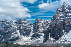Valley of 10 peaks (dmitri.voyevoda) Tags: moraine lake louise mountains glaciers hiking alberta banff