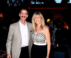 Regional VP of Destination Hotels Greg Miller and Scottsdale premiere matchmaker Roseann Higgins whose introductions have had romantic dinners, first romantic overnights and married at their beautiful Royal Palms Resort and Spa (roseann_higgins) Tags: gregmiller roseannhiggins destinationhotels historicalplaces paradisevalley romanticdinner romanticplaces royalpalmsresortandspa scottsdale weddingvenue