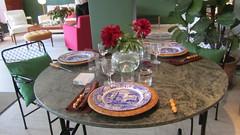 Stockholm,Sweden (catarina.berg) Tags: interior interiordecoration furniture table dinnertable porcelain flowers svenskttenn stockholm sverige sweden