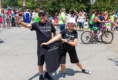 2015 Presidential Hopeful (Eridony (Instagram: eridony_prime)) Tags: columbus franklincounty ohio victorianvillage parade doodahparade