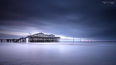54 Nord (PhotoArt Hartmann) Tags: sea beach 30 bar strand jan north peter nd grad nordsee hartmann 54 photoart nord sankt strandbar ording