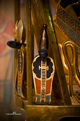 Throne - Detail (max.fontanelli) Tags: king treasure tomb egypt re tesoro tomba egitto oro tutankhamun pharaon golg faraone
