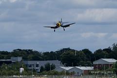 Vought F4U Corsair-57 (Clubber_Lang) Tags: airshow corsair farnborough f4u vought fia2016