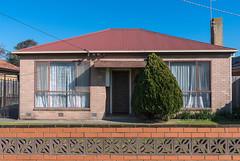 Altona (Westographer) Tags: altona melbourne australia westernsuburbs suburbia house home fence conifer besserblocks mundane