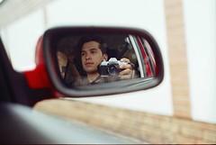 retrato-auto (Michael Hernandez O) Tags: analoga minolta vintage retro sin filtro celuloide 35mm