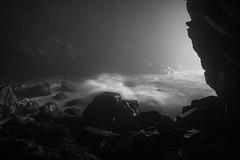 Dream (Mystique154) Tags: cuevadelguincho cueva grancanaria mar rocas olas largaexposicin longexposure canon70d sigma1020mmf456dcexhsm blancoynegro blackandwhite bw