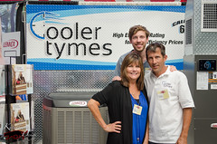Cooler Tymes HVAC - Maricopa County Home Show (Kataklizmic Design) Tags: coolertymes hvac kataklizmicdesign airconditioner airconditioning heating ventilating homeshow commercial commercialphotography