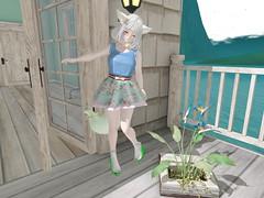 ^^ (Yukiterudiary) Tags: philo sophia mesh anime gachs thegachagarden event romp sanarae neko sl second life