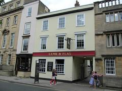 Lamb & Flag, Oxford (pefkosmad) Tags: lambflag pub publichouse oxford oxfordshire oxon guinness wine building history old universityofoxford university stjohnscollege