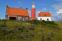 Lighthouse 'Eierland' Texel (l-vandervegt) Tags: 2014 nikon d3200 nederland netherlands holland niederlande paybas noordholland texel cocksdorp lighthouse vuurtoren eierland
