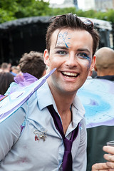 Angel Face (teltone) Tags: liverpoolpride pride liverpool 2016 summer michaelcauser prideparade merseyside festival