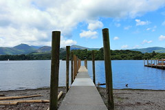 Derwent Water, Keswick (Mike.Dales) Tags: derwentwater keswick cumbria lakedistrict lake nationaltrust friarscrag england