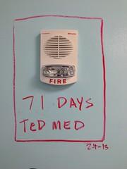 TEDMED 71 Days