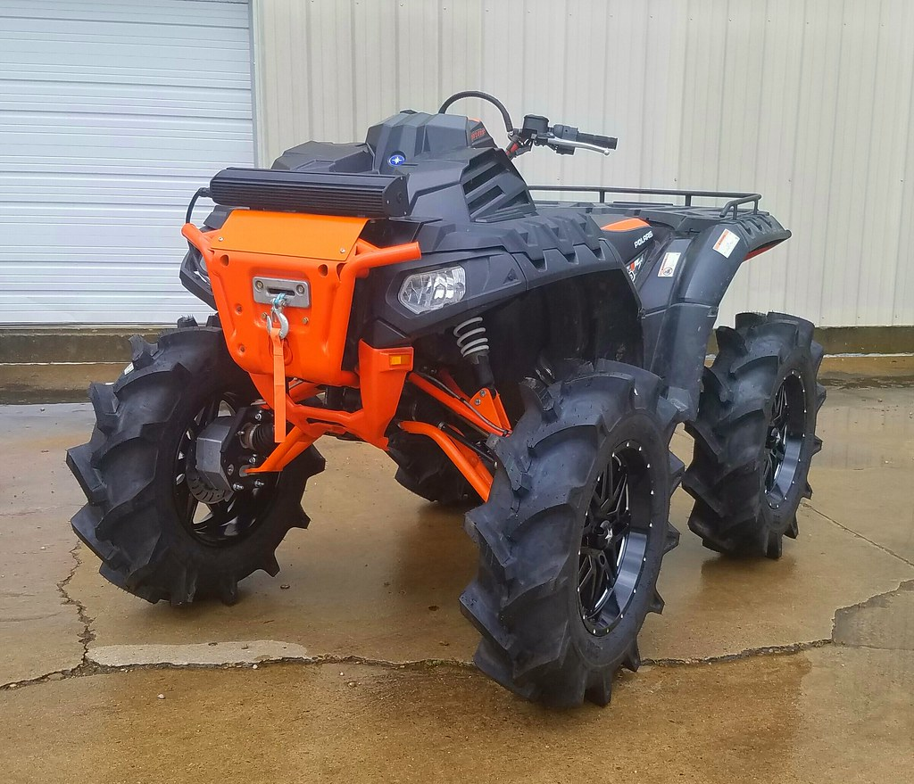 "Search Results For ""Polaris Sportsman 850 Lifted"