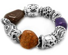 Glimpse of Malibu Purple Bracelet P9613-2