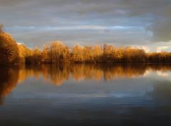 Lumière et paix ****-+°°° (Titole) Tags: landscape trévoix sunlight clouds titole nicolefaton reflection friendlychallenges twothumbsup herowinner 15challengeswinner challengeyouwinner storybookttwwinner