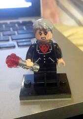 LEGO Custom 12th Doctor2 (Antman_c) Tags: lego who doctor custom customminifig legocustomminifigs