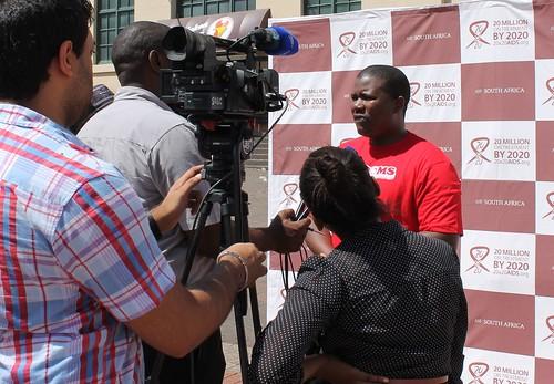 International Condom Day 2015: South Africa