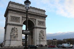IMG_9053 (Guigou1900) Tags: paris france de lights champs arc triomphe illumination illuminated elysee elyse