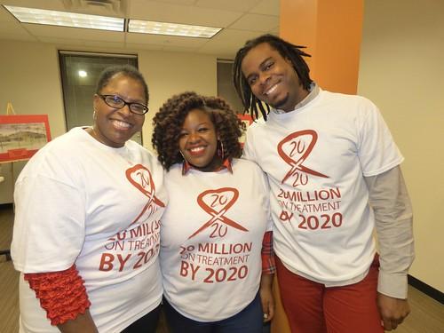 World AIDS Day 2014: USA - Cleveland, OH