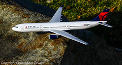 Delta Air Lines Airbus A330-300 (Doctor Christopher) Tags: deltaairlines airbusa330 airbusa330300