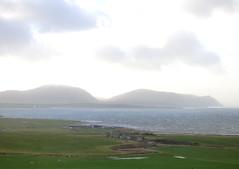 Scapa Flow's Bay Of Ireland (orquil) Tags: uk winter sea west island islands scotland orkney december view hills hoy coastline cloudscape scapaflow graemsay bayofireland