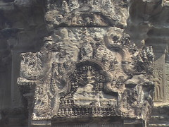 Bas Reliefs at Bayon Temple