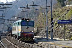 E 655 521 (Umberto Scagliotti) Tags: nikon d cargo e treno coils 3100 trenitalia 655 rfi caimano mignanego