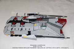 UT-AT 008 (Mangetsu16) Tags: star starwars republic tank lego marines wars clone commander galactic trident moc bacara kiadimundi utat mygeeto