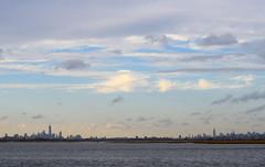 Downtown Midtown (Tim Brown's Pictures) Tags: newyorkcity newyork skyline eastriver empirestatebuilding timbrown oneworldtradecenter