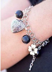 5th Avenue Black Bracelet K3 P9112A-2