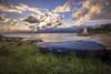 SottoSopra (Ricky92f) Tags: seascape sunrise canon landscape barca alba sigma 1020 frisco riccardo santelia mongerbino porticello sottosopra 550d