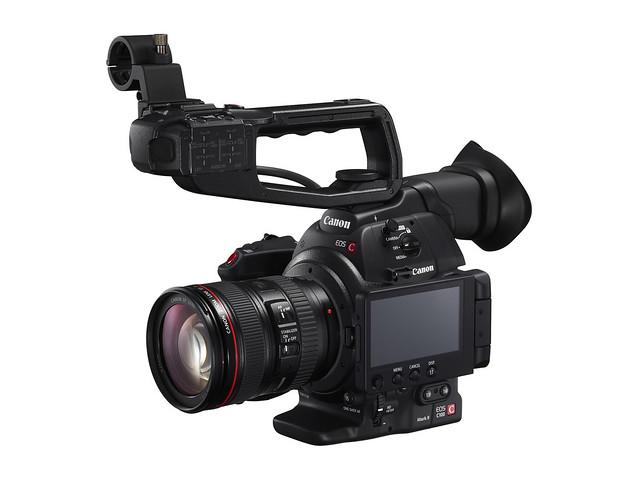 Canon EOS C100 Mark ll1