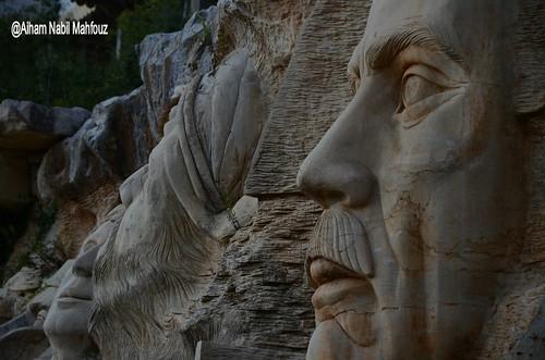 نحت سوري Syrian carving