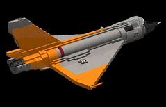 F-102 Delta Dagger (Matthew McCall) Tags: co