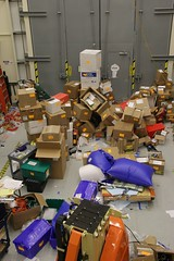 """Messy highbay • <a style=""""font-size:0.8em;"""" href=""""http://www.flickr.com/photos/27717602@N03/16419525142/"""" target=""""_blank"""">View on Flickr</a>"""